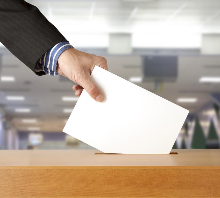 Elections à la CIPAV.