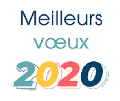 ……   Bonne année 2020 !